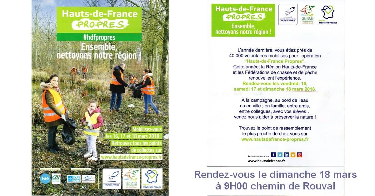 Hauts de France propres @ Ateliers municipaux | Beauval | Hauts-de-France | France